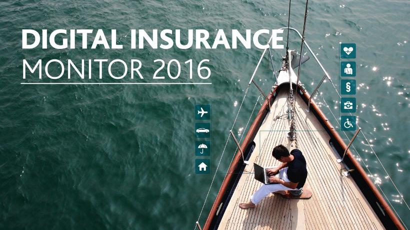 Digital Insurance Monitor 2016: The Insurance Customer – A Hybrid Being