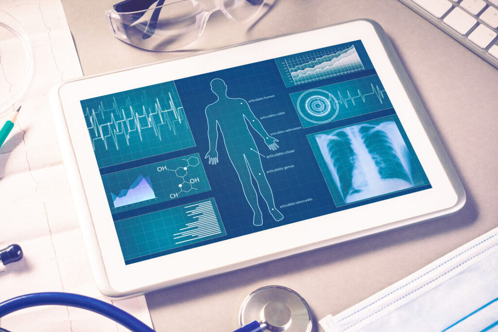 Digitization in Healthcare: Getting a Second Opinion on the Internet