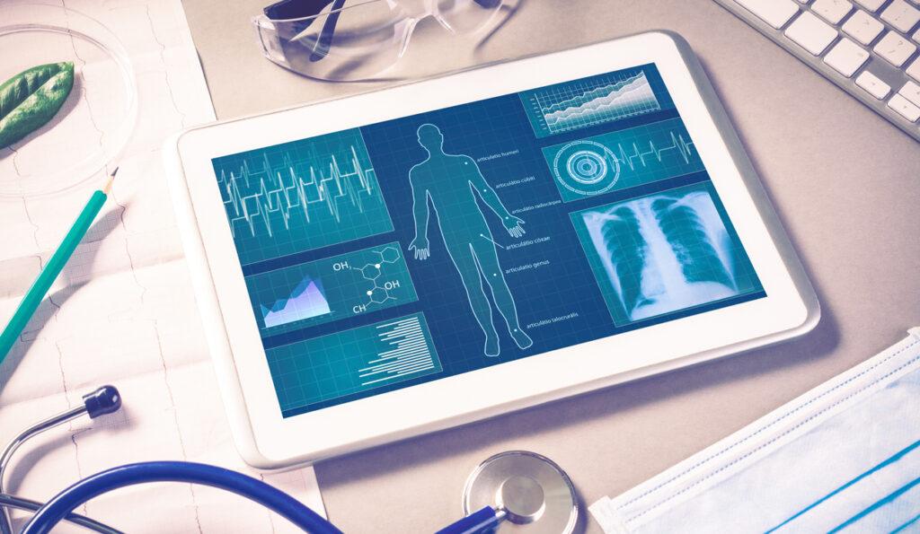 Die Digitalisierung im Gesundheitswesen: Die zweite Meinung aus dem Internet