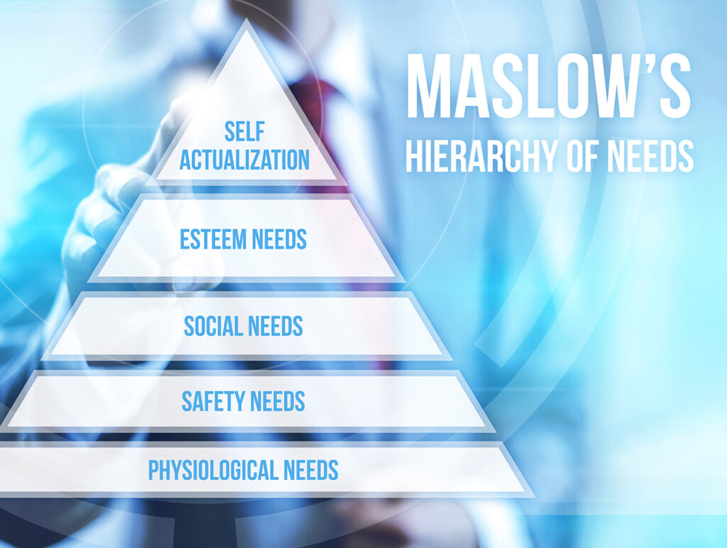 Digitization in the Insurance Industry: Tailor-Made for Every Situation in Life — at the Top of the Maslow Pyramid