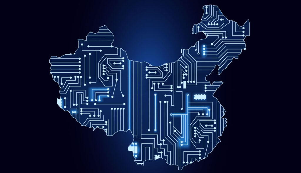 Digitization in China: The Realm of the Digital Middle