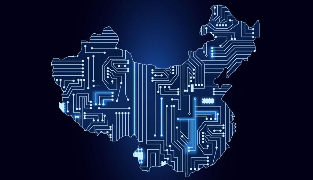 Digitalisierung in China: Das Reich der digitalen Mitte