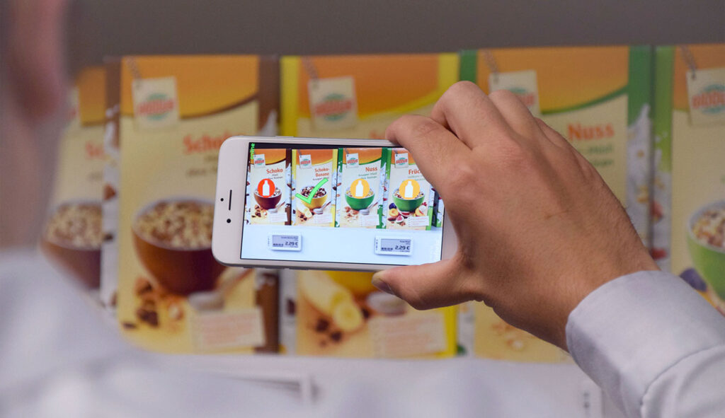 Digitalisierung des Handels: Wie sieht der Supermarkt der Zukunft aus?