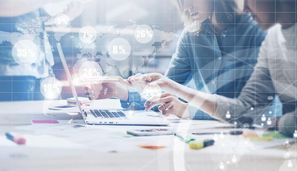 New Analytics Index: How Companies utilize their Digital Customer Relationship