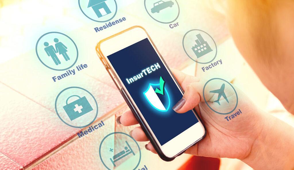 Die Digitalisierung des Kundenmanagements der neuen InsureTech-Unternehmen