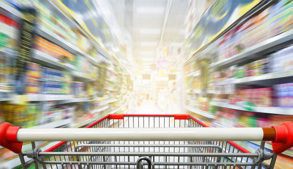 Smart shoppen mit Amazon Go: Zugreifen und gehen
