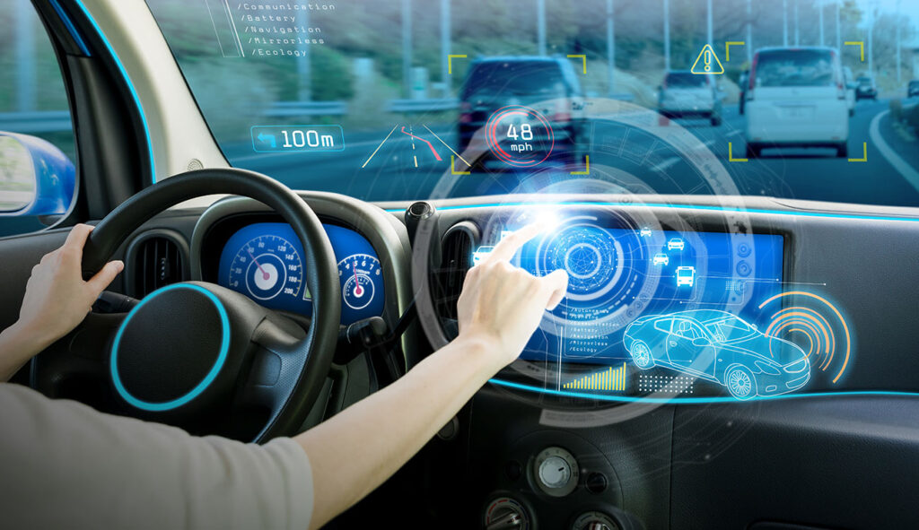 Automotive Industry: Strategies for the Era of the Connected Car