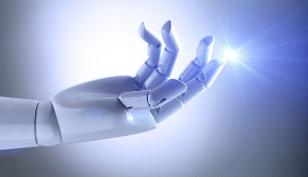 The future of customer dialogue: communication between intelligent systems