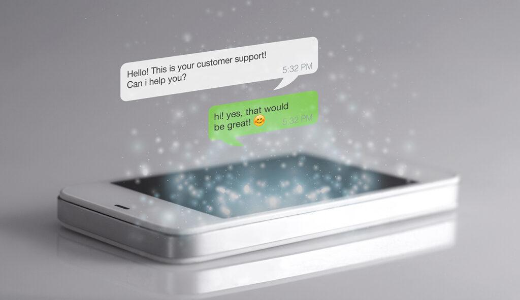 Customer Service via Mobile Messenger Part 2: Success Factors