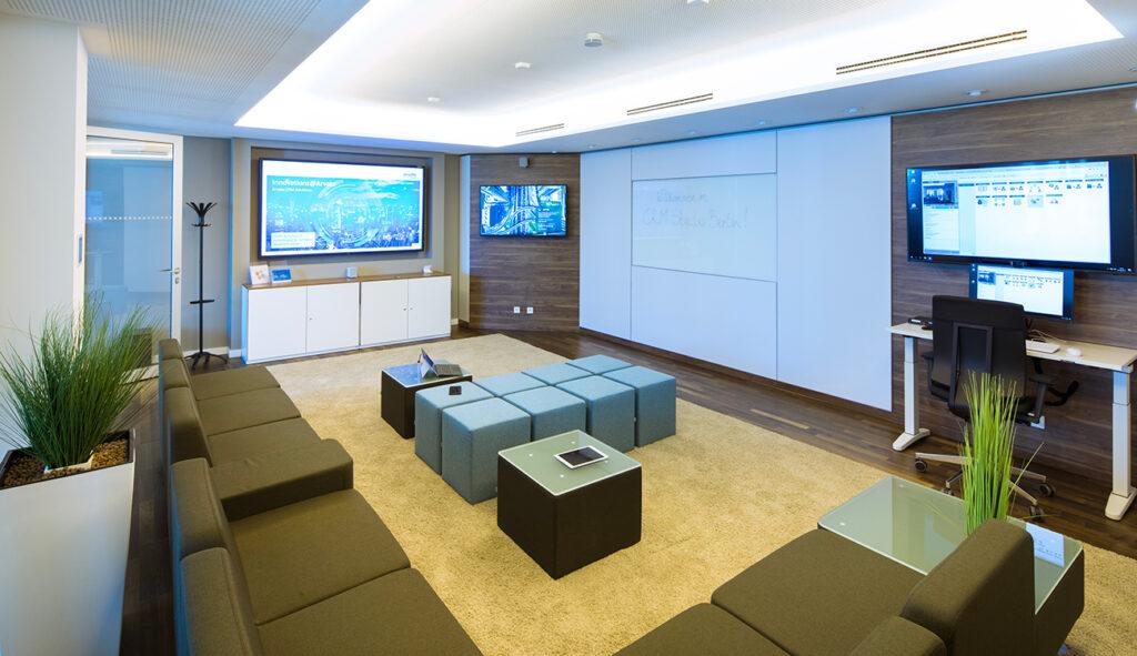 Showroom für den Kundenservice der Zukunft