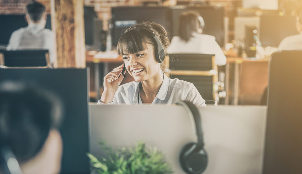 Why are more and more businesses outsourcing their customer service?