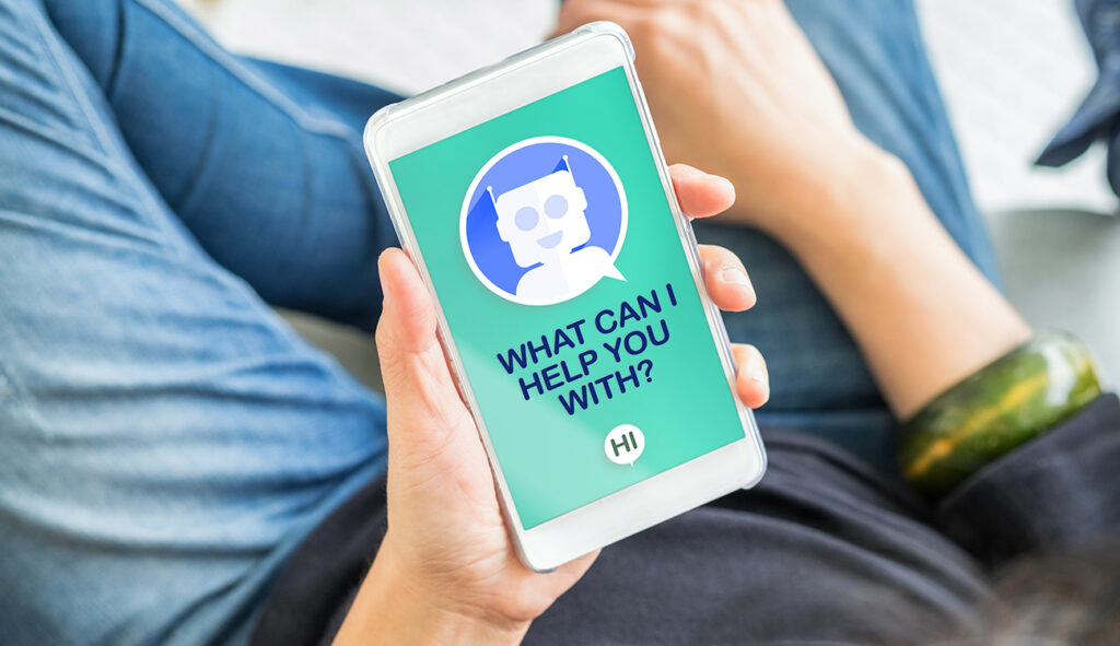 Chatbot Colleagues: Better Information for Students