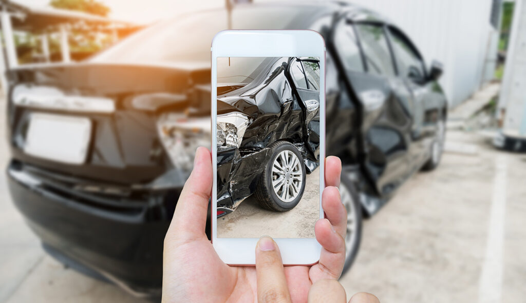 Solution for insurance companies: Damage claims via video call