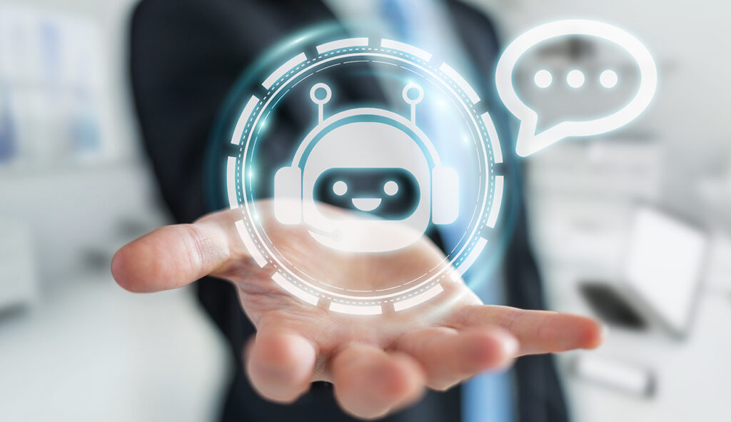 Look who's talking! Triumph of the chatbots