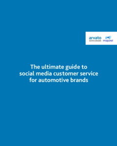 The ultimate guide to social media customer service for automotive brands