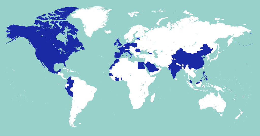 Wir sind global