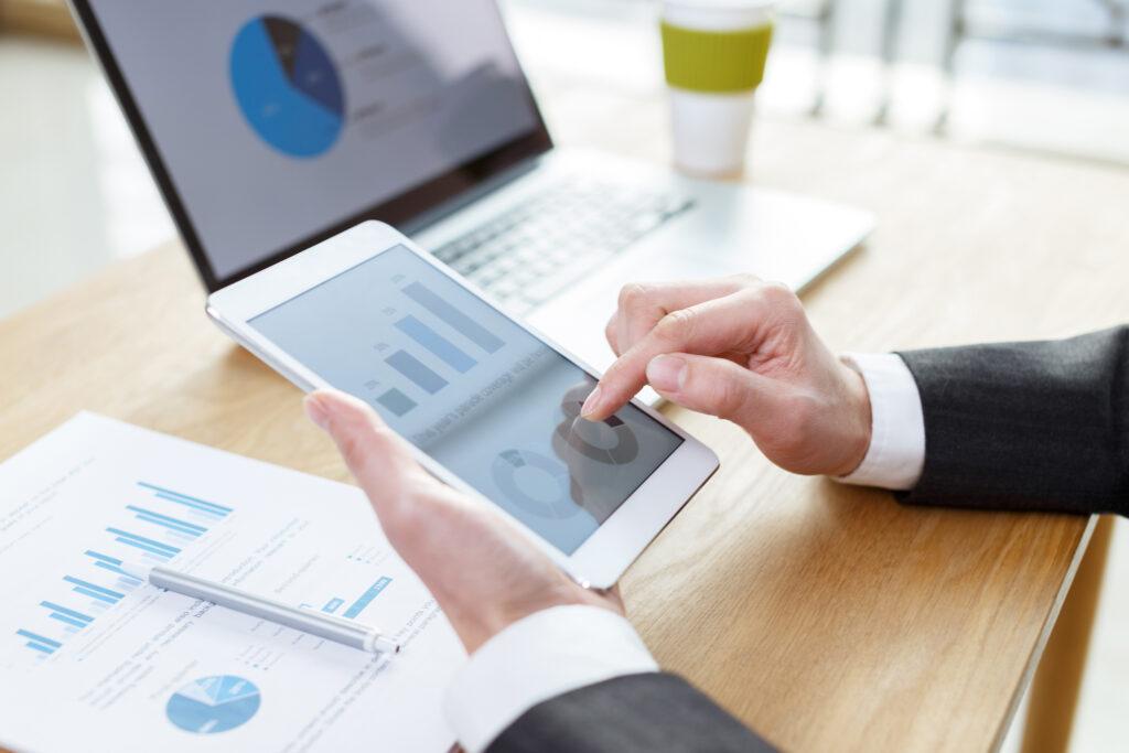Prozessbearbeitung und Dokumentenmanagement