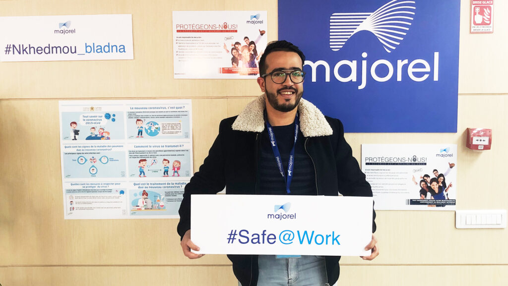 Majorel unterstützt das Marokkanische Gesundheitsministerium mit einer 24/7 Covid-19-Hotline