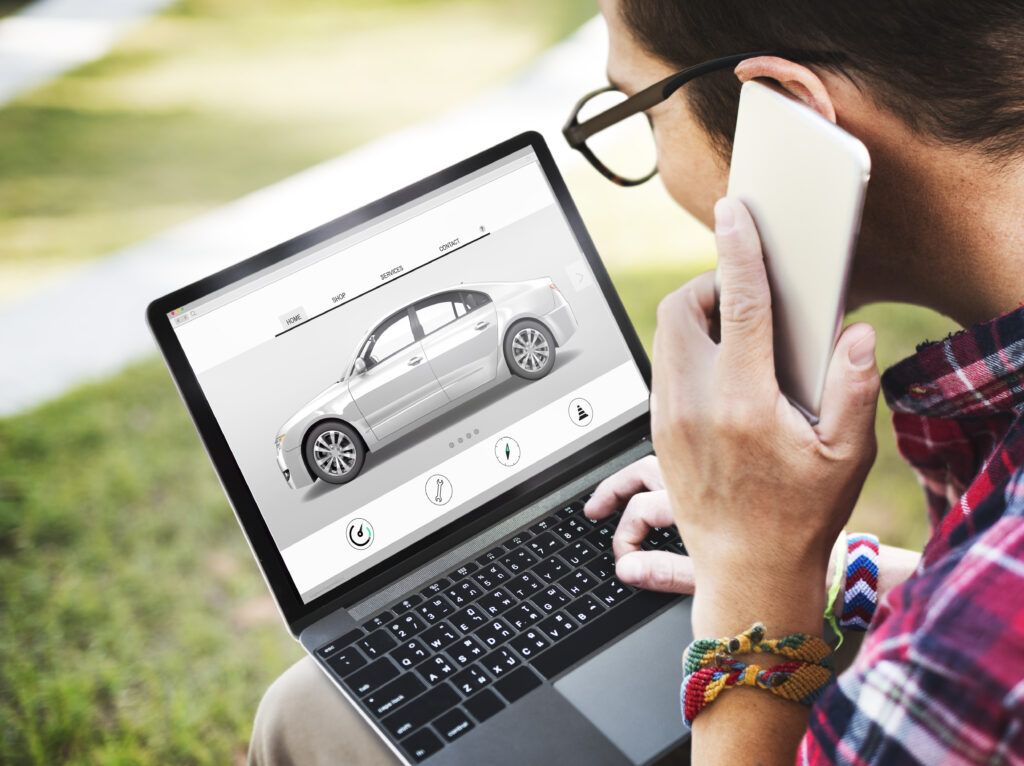 Online Car Sales: Die digitale Customer Journey in der Automobilbranche
